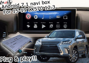 Lexus LX570 Lexus Video Interface / GPS navigation box 16GB ROM 2GB Random memory