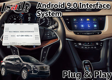 Android 9.0 GPS Navigation Video Interface for Cadillac XT5 / XTS / SRX / ATS / CTS 2014-2020 CUE System