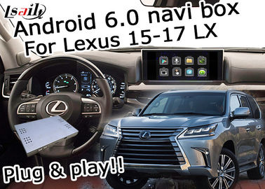 LX570 Lexus Video Interface / GPS navigation box 16GB ROM 2GB Random memory